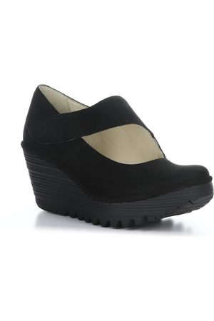Fly London Women's 'Yasi' Wedge Pump