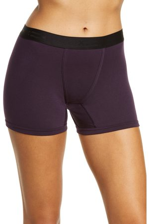 TOMBOYX Plus Size Women's Leakproof Boxer Briefs