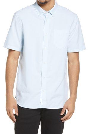 Vans Men's Houser Short Sleeve Button-Up Shirt