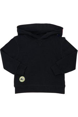 Dsquared2 Girls Hoodies - Cotton Sweatshirt Hoodie W/ Patches