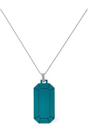 Eera Women Necklaces - Big Tokyo 18kt Gold & Diamond Necklace
