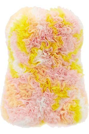 Emilio Pucci X Tomo Koizumi Tulle Mini Dress - Womens - Multi