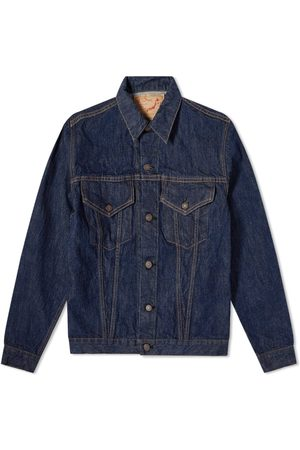 ORSLOW Men Denim Jackets - 1960s Denim Jacket