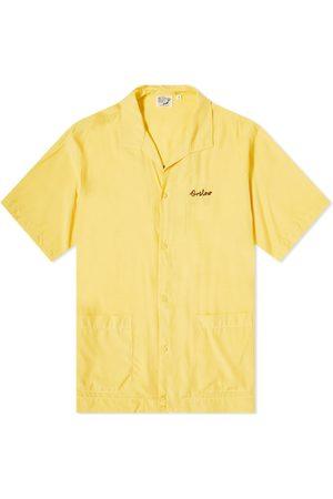 ORSLOW Men Shirts - Logo Vacation Shirt