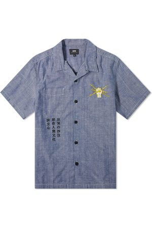 Edwin Men Shirts - Autonomous Lightning Fist Vacation Shirt