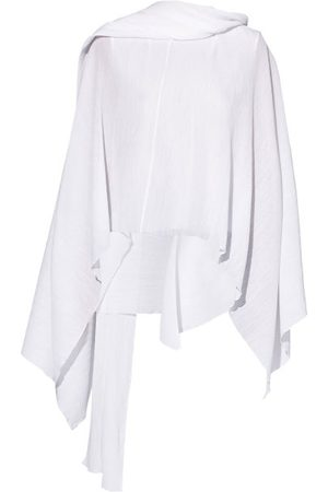 Erdem Elois Cape-sleeve Crepon Top - Womens