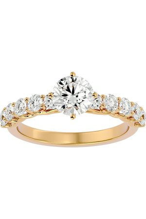 SuperJeweler 1 3/4 Carat Diamond Engagement Ring in 14K (4 g) (