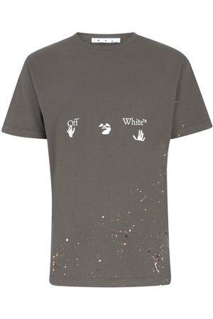 OFF-WHITE Men Short Sleeve - Vintage Paint t-shirt