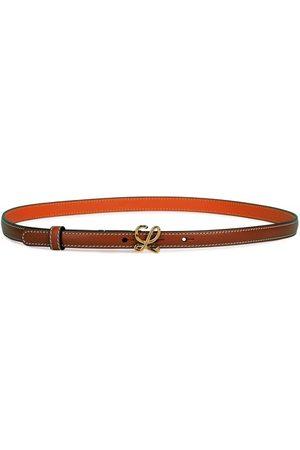 Loewe L buckle belt
