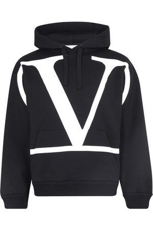 VALENTINO V Logo hoodie
