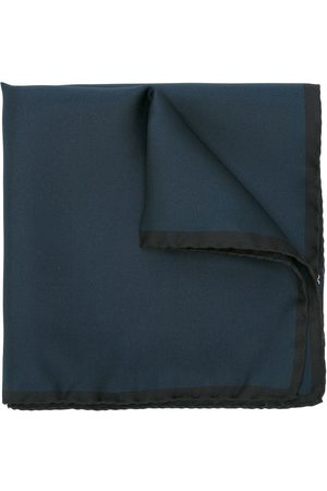 Dolce & Gabbana Men Pocket Squares - Crown print pocket square