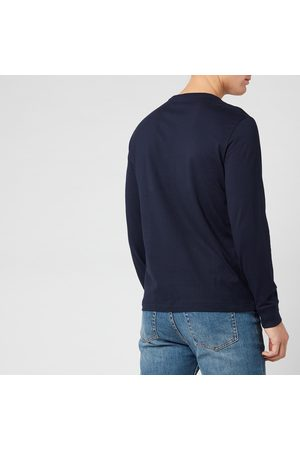 Polo Ralph Lauren Men Long Sleeve - Men's Long Sleeve Basic Cotton Top