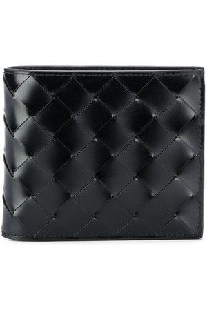 Bottega Veneta Men Wallets - Intrecciato weave wallet