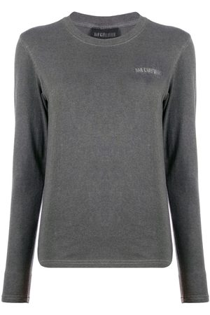 HAN Kjøbenhavn Women Long Sleeve - Long sleeve T-shirt - Grey