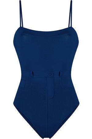 ERES Decorative waist-detail one-piece