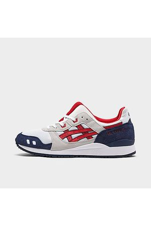 Asics Men Casual Shoes - Men's GEL-Lyte III Casual Shoes Size 8.5 Leather
