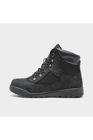 Timberland Big Kids' 6 Inch Field Boots in / Size 4.0 Leather