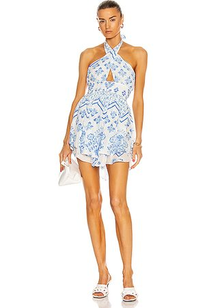ROCOCO SAND Leas Mini Dress in