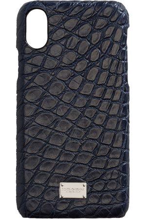 Dolce & Gabbana Crocodile iPhone X case