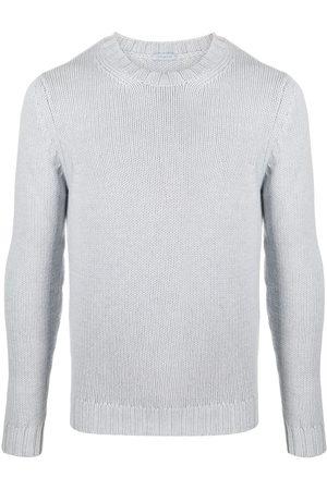 Malo Men Sweatshirts - Crewneck knit jumper