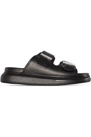 Alexander McQueen Hybrid leather sandals