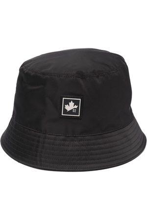 Dsquared2 Men Hats - Logo-patch bucket hat