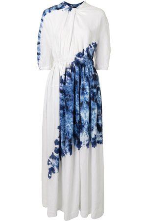 Proenza Schouler Women Dresses - Artisanal tie-dye long dress