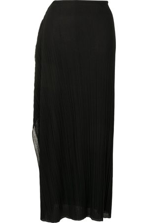 DION LEE Women Maxi Skirts - Pleated maxi skirt