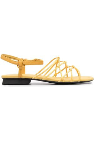 Camper Women Sandals - Casi Myra leather sandals