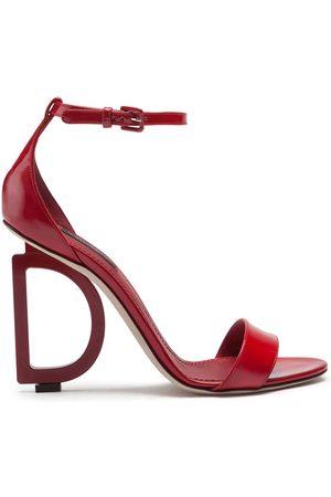 Dolce & Gabbana Women Heeled Sandals - Keira 105mm DG-heel sandals