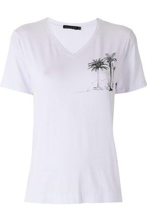 Alcaçuz Amita printed T-shirt