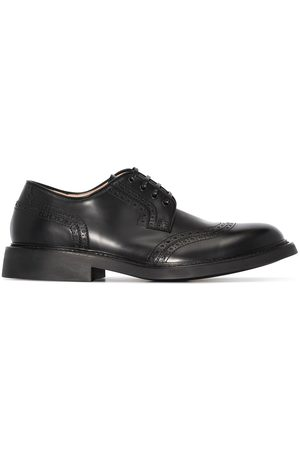 Bottega Veneta The Level Derby shoes