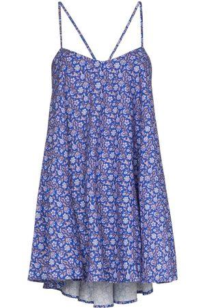 BOTEH Polyxena floral print mini dress