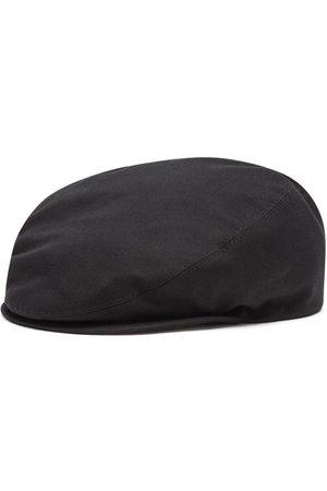 Dolce & Gabbana Men Hats - Flat-peak cotton beret