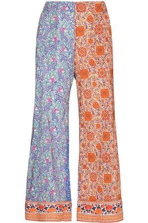 BOTEH Women Wide Leg Pants - Elektra wide-leg trousers