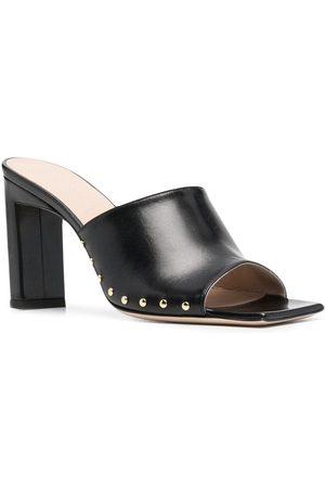 Wandler Women Sandals - Stud-embellished open-toe sandals