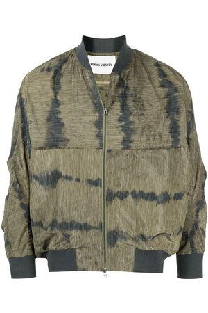 HENRIK VIBSKOV Match bomber jacket