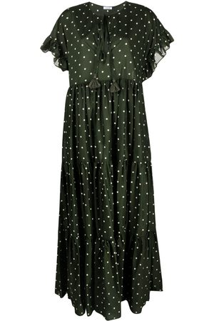 P.a.r.o.s.h. Clois maxi-dress