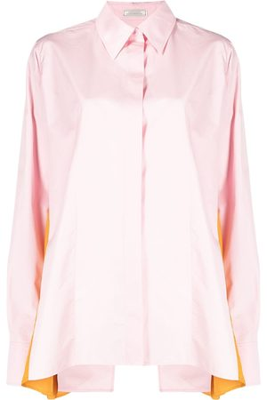 Nina Ricci Pleated panel shirt