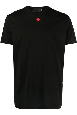 Dsquared2 Maple leaf-print T-shirt