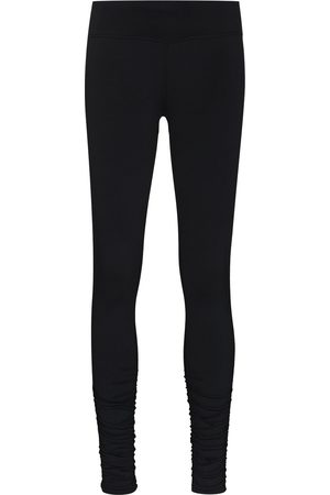 Sweaty Betty Ruched-detail performance leggings