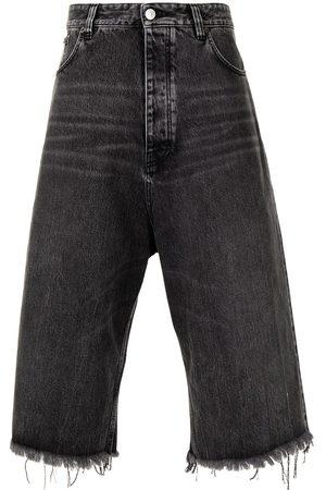 Balenciaga Wide Leg - Wide-leg cropped jeans