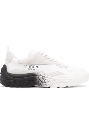 VALENTINO GARAVANI Gumboy spray paint sneakers
