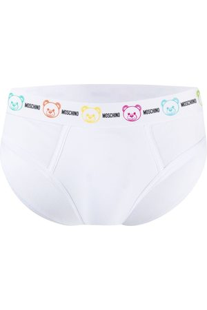Moschino Men Boxer Shorts - Teddy Bear-waistband briefs