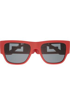 VERSACE Square - Greca-arm square-frame sunglasses - 534487