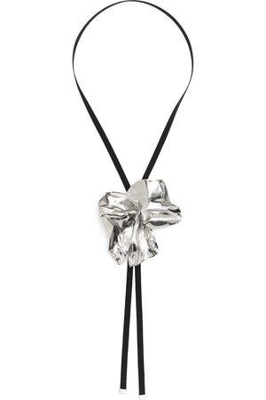 AZ FACTORY Medium sculpted Poppy necklace