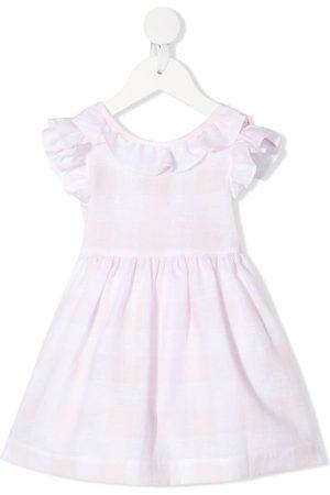 Il gufo Baby Dresses - Ruffle flared dress