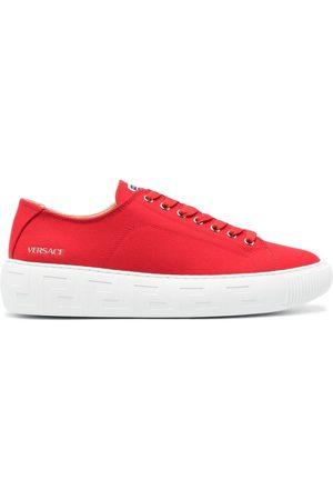 VERSACE Greca low-top sneakers
