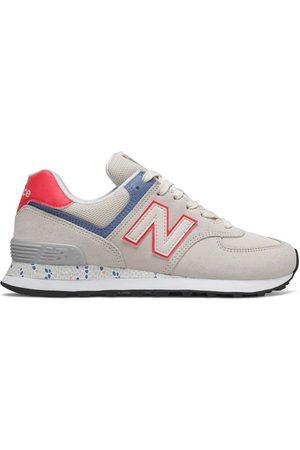 New Balance Classic Running 574v2 EU 37 1/2 Beige / Red / Blue