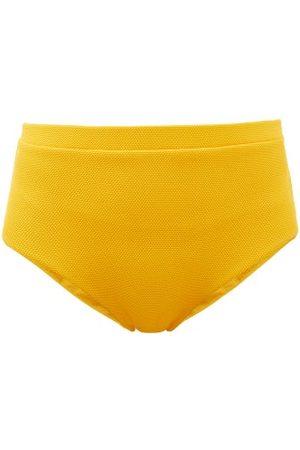 Cossie + Co Women Bikinis - The Lucinda High-rise Bikini Briefs - Womens